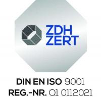 FUD ist zertifiziert nach DIN ISO 9001:2015