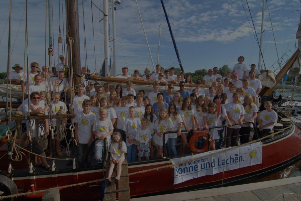 Hoffnungsflotte des Vereins Sunshine for Kids