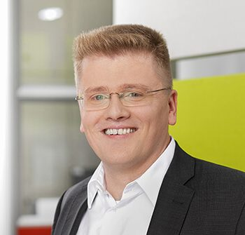 Nathanael Alius, Vertriebsleiter